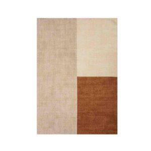 Blox-rug Copper vloerkleed